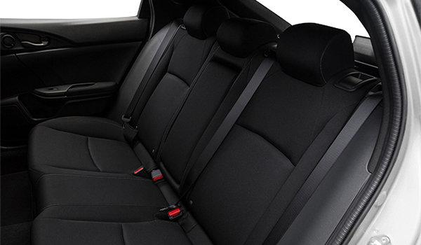 2017 Honda Civic Hatchback SPORT | Photo 2 | Black Fabric