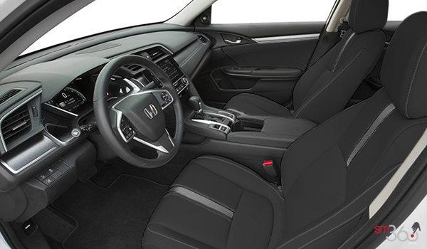 2017 Honda Civic Sedan EX-T | Photo 1 | Black Fabric