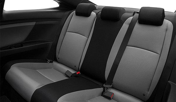 2017 Honda Civic Coupe EX-T | Photo 2 | Grey Fabric