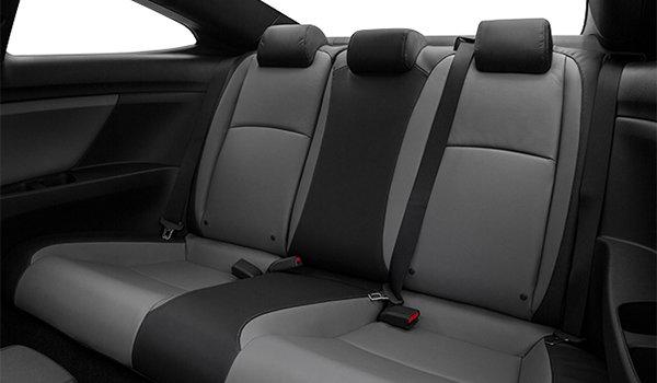 2017 Honda Civic Coupe TOURING | Photo 2 | Grey Leather