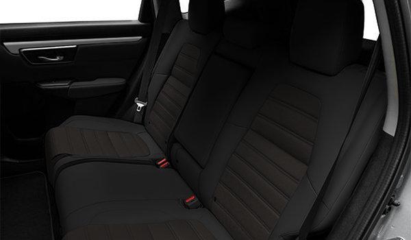 2017 Honda CR-V LX-2WD | Photo 2 | Black Fabric