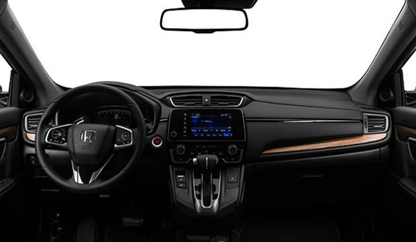 2017 Honda CR-V TOURING | Photo 3 | Black Perforated Leather
