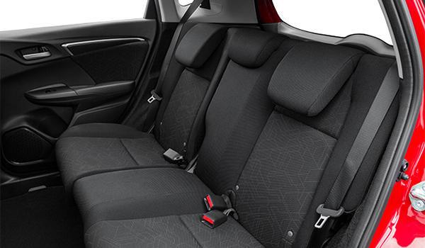 2017 Honda Fit SE | Photo 2 | Black Fabric