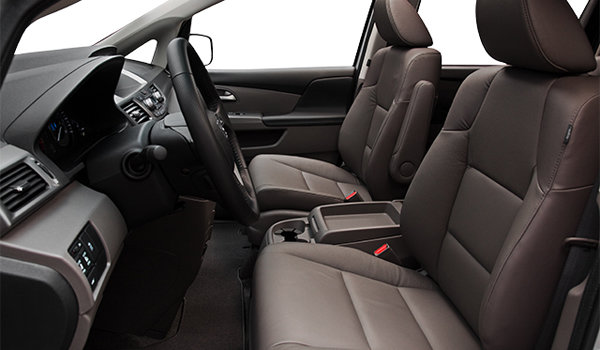 2017 Honda Odyssey EX-L NAVI | Photo 1 | Truffle Leather