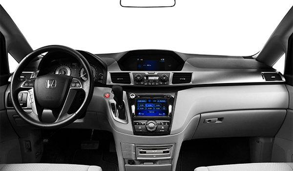 2017 Honda Odyssey EX-RES | Photo 3 | Grey Fabric