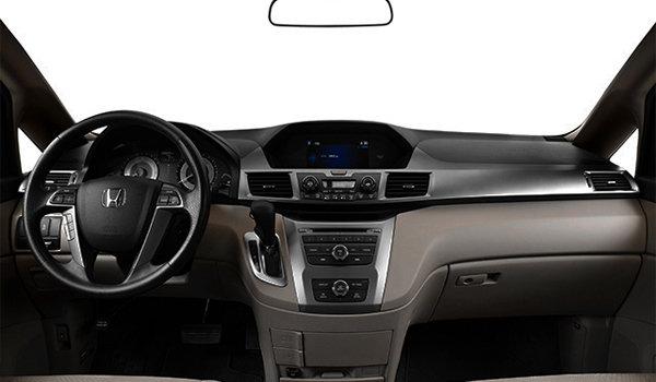 2017 Honda Odyssey LX | Photo 3 | Truffle Fabric