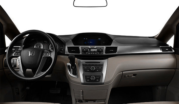 2017 Honda Odyssey SE | Photo 3 | Truffle Fabric