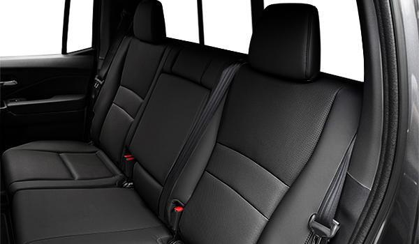 2017 Honda Ridgeline EX-L   Photo 2   Black Leather