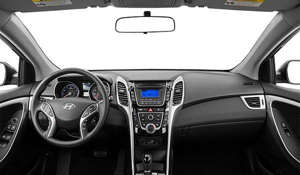 2017 Hyundai Elantra GT GL   Photo 3   Black Cloth