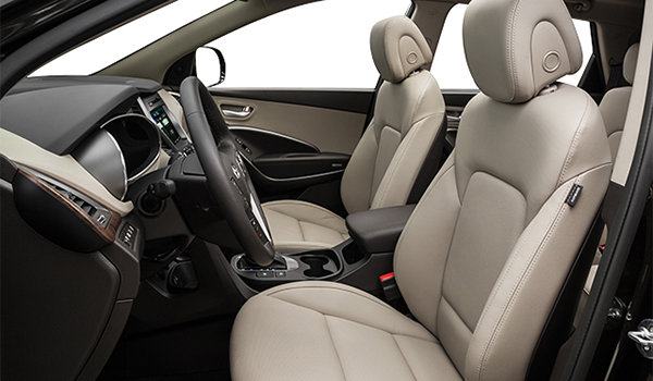 2017 Hyundai Santa Fe XL LUXURY | Photo 1 | Beige Leather