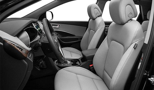 2017 Hyundai Santa Fe XL LUXURY | Photo 1 | Grey Leather