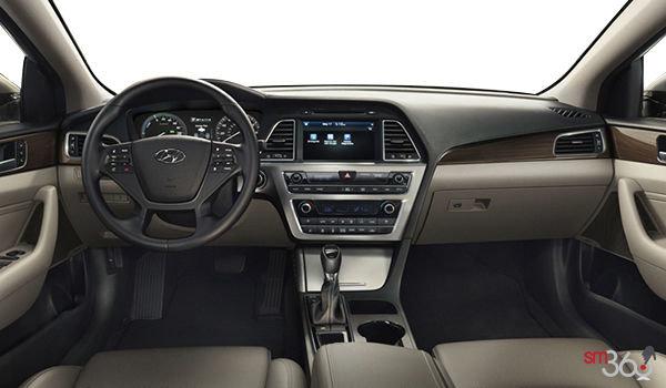 2017 Hyundai Sonata Hybrid LIMITED | Photo 3 | Beige Leather
