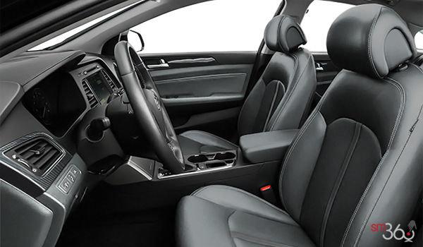 2017 Hyundai Sonata Hybrid LIMITED | Photo 1 | Grey Leather