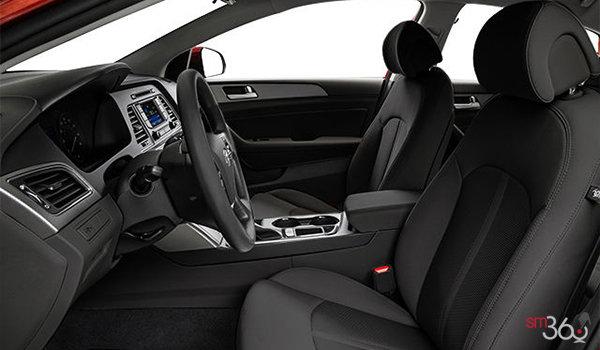 2017 Hyundai Sonata GL | Photo 1 | Black Cloth