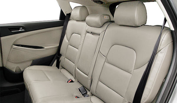 2017 Hyundai Tucson 2.0L LUXURY | Photo 2 | Beige Leather