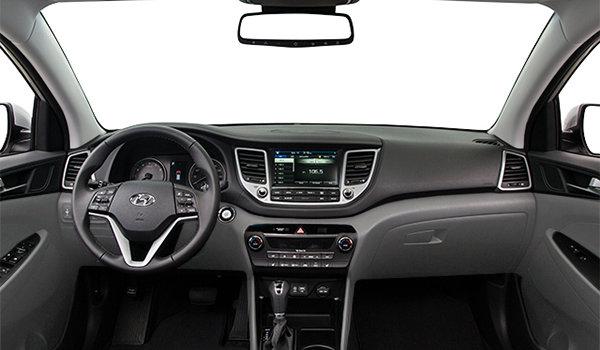 2017 Hyundai Tucson 2.0L LUXURY | Photo 3 | Grey Leather