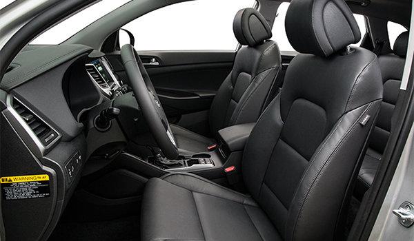 2017 Hyundai Tucson 2.0L LUXURY | Photo 1 | Black Leather