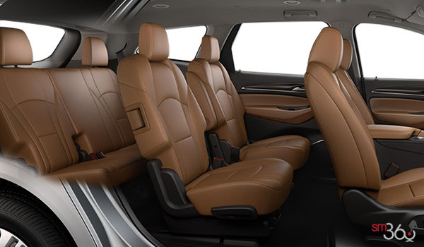 2018 Buick Enclave PREMIUM | Photo 2 | Brandy w/Ebony Accents w/Perforated Leather-Appointed