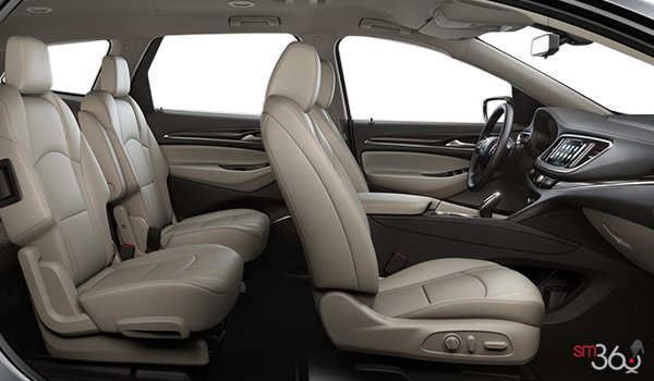 2018 Buick Enclave PREMIUM | Photo 1 | Shale w/Ebony Accents w/Perforated Leather-Appointed