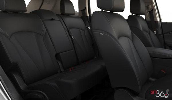 2018 Buick Envision Essence | Photo 2 | Ebony/Ebony Accent Perforated Leather (AR9-HOY)