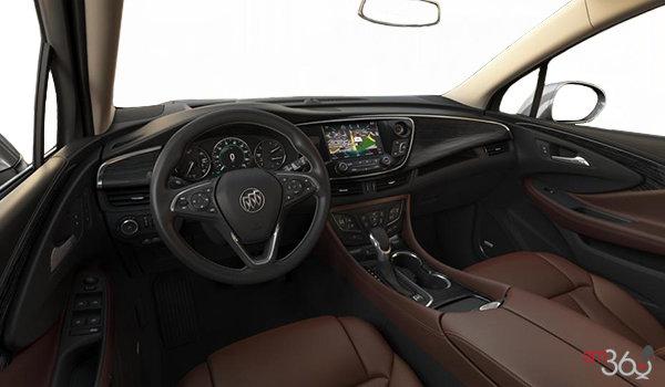 2018 Buick Envision Premium II | Photo 3 | Chestnut Ebony/Accent Perforated Leather (AR9-HHG)