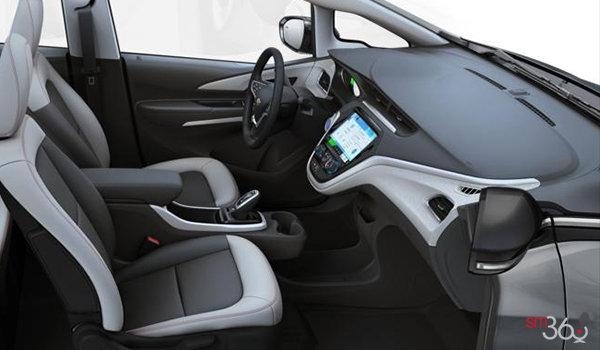 2018 Chevrolet Bolt Ev PREMIER | Photo 1 | Dark Galvanized/Sky Cool Grey Perforated Leather (HO5-AR7)