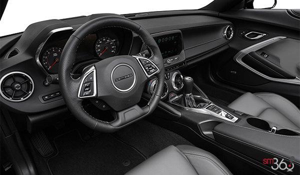2018 Chevrolet Camaro convertible 2LT   Photo 2   Medium Ash Grey Leather (H17-A50)