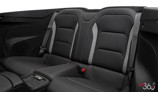 2018 Chevrolet Camaro convertible 2SS | Photo 2 | Jet Black Leather  (HOY-A50)