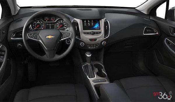 2018 Chevrolet Cruze Hatchback - Diesel LT | Photo 3 | Jet Black Cloth
