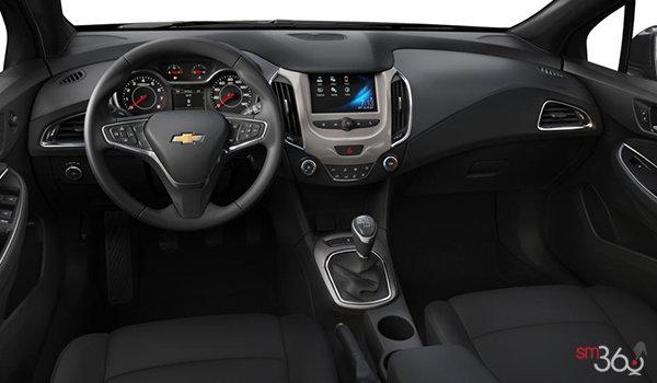 2018 Chevrolet Cruze Hatchback LT | Photo 3 | Jet Black Cloth