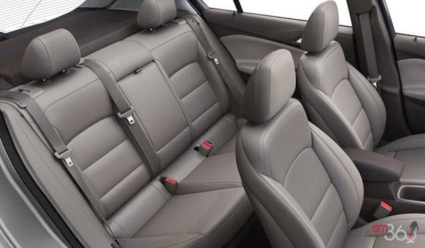 2018 Chevrolet Cruze Hatchback PREMIER | Photo 2 | Dark Atmosphere/Medium Atmosphere Leather