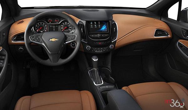 2018 Chevrolet Cruze Hatchback PREMIER | Photo 3 | Jet Black Kalahari Leather