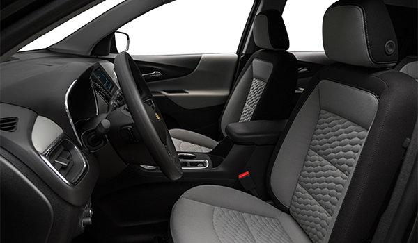 2018 Chevrolet Equinox LT | Photo 1 | Medium Ash Grey Premium Cloth