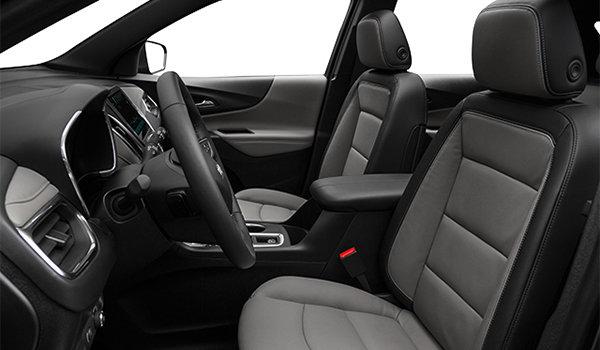 2018 Chevrolet Equinox PREMIER | Photo 1 | Medium Ash Grey Perforated Leather