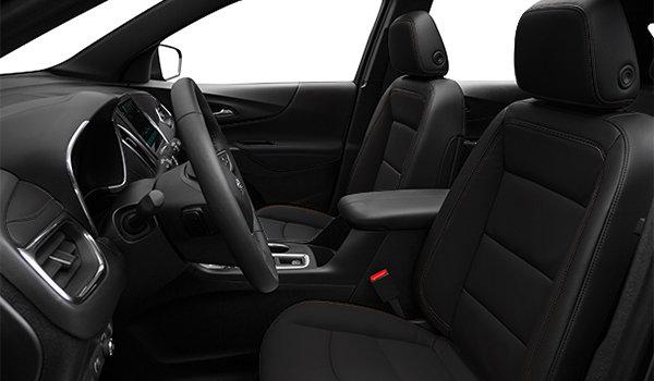 2018 Chevrolet Equinox PREMIER | Photo 1 | Jet Black Perforated Leather