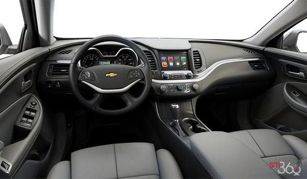 2018 Chevrolet Impala 1LT | Photo 3 | Dark Titanium/Jet Black Leather (HOV-A51)
