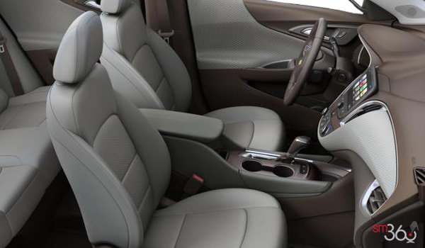2018 Chevrolet Malibu LT | Photo 1 | Dark Atmosphere/Medium Ash Grey Premium Cloth