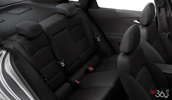 2018 Chevrolet Malibu LT | Photo 2 | Jet Black Premium Cloth