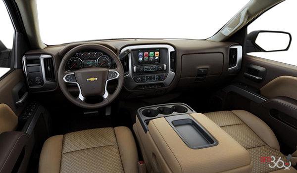2018 Chevrolet Silverado 1500 LT 1LT   Photo 3   Cocoa/Dune Cloth (AZ3-H2T)