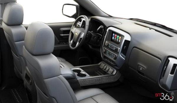 2018 Chevrolet Silverado 1500 LT 1LT   Photo 1   Dark Ash/Jet Black Bucket seats Cloth (A95-H2S)