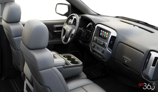 2018 Chevrolet Silverado 1500 LT 1LT   Photo 1   Dark Ash/Jet Black Cloth (AZ3-H2S)