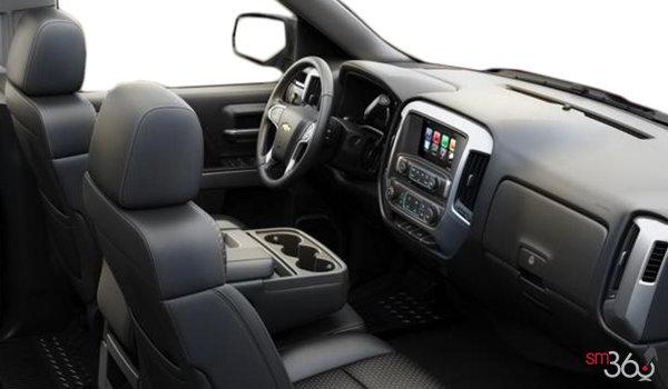 2018 Chevrolet Silverado 1500 LT 1LT   Photo 1   Jet Black Cloth (AZ3-H0U)