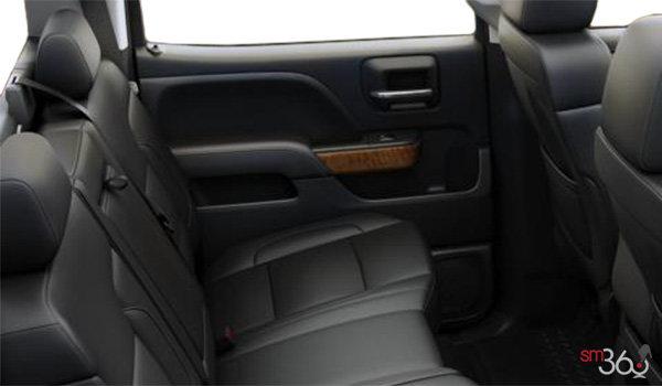 2018 Chevrolet Silverado 1500 LTZ 1LZ   Photo 2   Jet Black Leather (B3F-H2U)