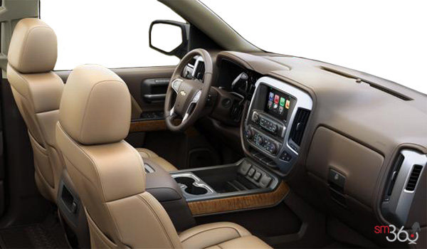 2018 Chevrolet Silverado 1500 LTZ 1LZ   Photo 1   Cocoa/Dune Bucket seats Leather (AN3-H0K)