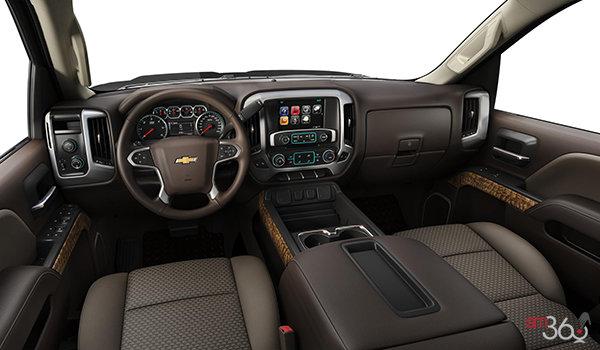 2018 Chevrolet Silverado 2500HD LT | Photo 3 | Cocoa/Dune Bucket seats Cloth (A95-H2T)