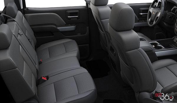 2018 Chevrolet Silverado 2500HD LT | Photo 2 | Dark Ash/Jet Black Bucket seats Cloth (A95-H2S)