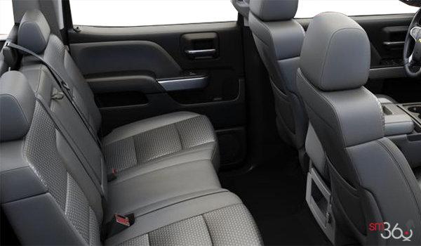 2018 Chevrolet Silverado 2500HD LT | Photo 2 | Dark Ash/Jet Black Cloth (AZ3-H2S)