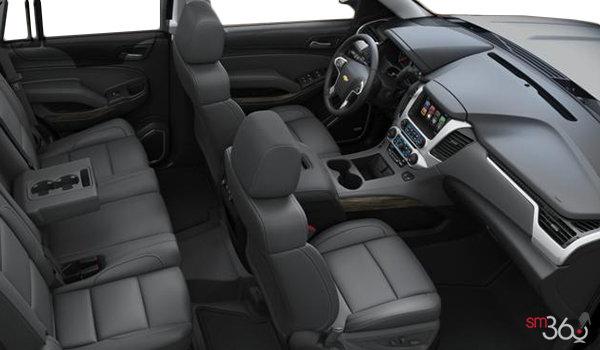 2018 Chevrolet Tahoe LT | Photo 1 | Jet Black/Dark Ash Bucket Seats Leather (H2V-AN3)
