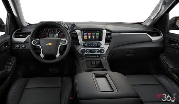2018 Chevrolet Tahoe LT | Photo 3 | Jet Black Bucket Seats Leather (H2U-AN3)