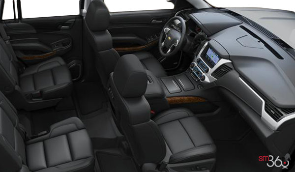 2018 Chevrolet Tahoe PREMIER | Photo 1 | Jet Black Bucket Seats Perforated Leather (H2X-AN3)